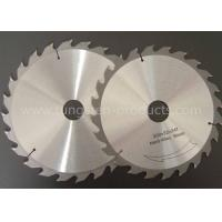 Buy cheap Professional Sintered Tungsten Carbide Saw Blades / Tips for Wood / Paper Cutting from wholesalers