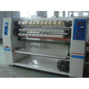China Adhesive tape slitter rewinder on sale