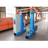 Buy cheap Steel Tape Cable Rewinding Machine , Low Noise Coil Rewinding Machine from wholesalers