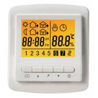 Buy cheap heating thermostat,  electrical thermostat,  underfloor heating thermostat,  hvac thermostat,  honeywell,  tyco,  trane,  motorized valve,  floor thermostat,  temperature sensor,  communicating thermostat from wholesalers