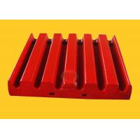 Buy cheap Casting Ore Mining Jaw Crusher Jaw Plate Sandvik Cone Crusher Spare Parts PE400 * 200 from wholesalers