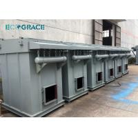 Buy cheap High Tempreature Dust Collection Systems Industrial Dust Extractor Filter Unit from wholesalers