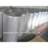 Buy cheap The incoming sample custom bubble radiant barrier foil thermal blanket insulation from wholesalers