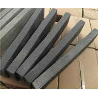 Buy cheap Solid Porosity Clay Common House Bricks For Building Wall , Antique Fashion Type Black Color from wholesalers
