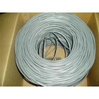 Buy cheap Cat5e utp cable 24awg  BC  pass Fluke4300 from wholesalers