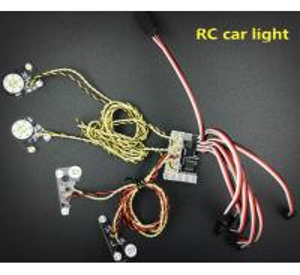 Buy cheap rc car light, monster trunk car light, Monster car light, off-road vehicle  car light from wholesalers