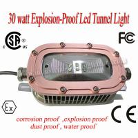 Buy cheap 220 Volt CREE 30 Watt LED Explosion Proof Light 6500K 78Ra For Underground Tunnel from wholesalers