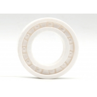 Buy cheap Non - Magnetic ZrO2 40mm 6008 Ceramic Ball Bearings from wholesalers