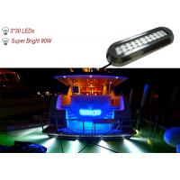 90W IP68 Waterproof Underwater Marine LED Light RGB 316 SS Navigation Light Manufactures