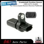 Buy cheap Crankshaft Position Sensor For Infiniti FX35 M35 Nissan 3.5L 6cyl Maxima 23731AL606 from wholesalers