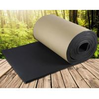 Buy cheap High Density Black Rubber Foam Insulation Sheet from wholesalers