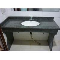 Quality Prefabricated Bathroom Engineered Granite Countertops Anti - Scratch For Home for sale