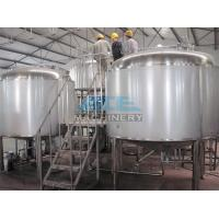 Buy cheap Red Copper Tank Used Brewery Equipment For Sale Brewery Machine With Ce,Craft Beer Making System from wholesalers
