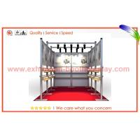Buy cheap Changeable Custom Exhibit Booth / Expo Booth Display Stands from wholesalers