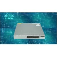 Buy cheap RAM 4G Catalyst 3850 Switch Per Switch / Stack AP Number 50 Forwarding Performance 68.4Mpps from wholesalers