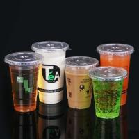 Buy cheap Disposable Plastic Cup Making Machine 15 To 45 Times / Min Cutting Frequency product