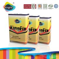 Buy cheap KINGFIX Brand car paint antisilicone for auto repair from wholesalers