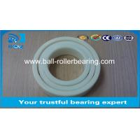 Buy cheap High Temperature Resistant Open Ceramic Bearings 6006 Low Friction 30x55x13mm from wholesalers