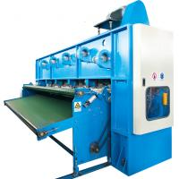 35 - 70mm Stroke Needle Punching Machine High Performance Lower Needle Density Manufactures