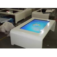 Buy cheap Capacitive touch screen Interactive Multi Touch Table for entertainment from wholesalers