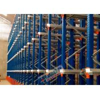 Buy cheap Conventional Drive In Racking , Homogeneous Products Drive Through Pallet Racking from wholesalers
