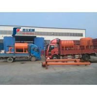 Buy cheap Automatic Dry Mortar Mixer Machine Low Noise For Dry Plaster Sand Cement from wholesalers