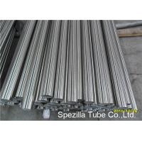 Buy cheap Annealed Stainless Steel Tubing ASTM A213 TP316 Seamless Round Tube Heat Exchanger from wholesalers