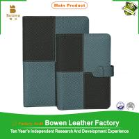 Buy cheap BWB-1-B A5/B5 size leather 6-ring binder/folder with custom LOGO from wholesalers