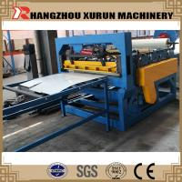 China 0.25 - 1.00 Steel Sheet Cut to Length and Slitting Machine C Z Purlin Roof Wall Panel Roll Forming Machine on sale