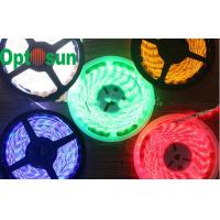 Buy cheap Indoor 3528 High Power Led Strip Lights White Red Long Lifespan from wholesalers