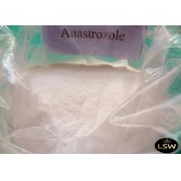 Buy cheap Anastrozole Arimidex Anti Estrogen Steroids CAS 120511-73-1 For Anti Cancer from wholesalers