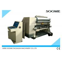 Buy cheap Single Face Automatic Corrugation Machine With Oil And Steam Controlling from wholesalers