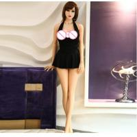 Buy cheap 165cm Real love sex toys short Hair Huge Breast Young Girl Silicone Sex Doll for Man girl hot sex japanese from wholesalers