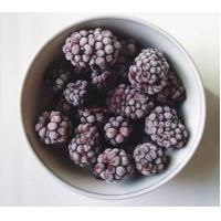 Buy cheap Fresh Delicious IQF Frozen Fruit , Grade A Quick Freezing Blackberry from wholesalers