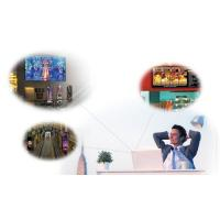 Buy cheap Narrow Pixel Pitch HDMI Thin Led Light Advertising Screens Box SMD Black Face from wholesalers