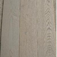 Buy cheap Exotic White Oak Stain Grey Color Engineered Hardwood Flooring (BF4261U36) from wholesalers