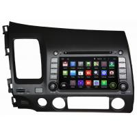 Buy cheap Ouchuangbo car Radio Stereo DVD GPS Navi Player for Honda Civic (left) 2006-2011 Bluetooth from wholesalers