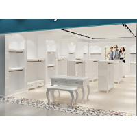 Buy cheap Attractive Clothing Display Case Fashion Kids Clothing Boutique Interior Design from wholesalers