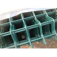 Buy cheap Security Triangle Weld Mesh Fence Panels 60X100 MM With 5 Mm Diameter from wholesalers