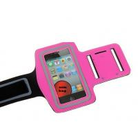 Wholesale GYM Velcro Jogging Sports Neoprene Phone Case For Iphone 5 With Pocket For Car Key from china suppliers