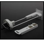Buy cheap COMER antitheft display hook Detacher Hook Key Security Tag Remove hook detacher eas hook from wholesalers