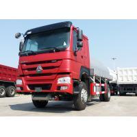 Buy cheap 4x2 10CBM Natural Gas Tanker Trucks, 290HP Diesel Engine Bulk Tank Truck product