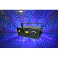 Buy cheap 520nm Green Full Color Laser Stage Light IMAX 2000mW RGB For Stage Shows product