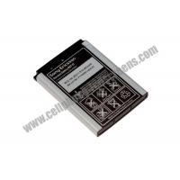 Wholesale Rechargeable High Capacity Cell Phone Battery 900mAh For Sony Ericsson J100c / J110c / J120c from china suppliers