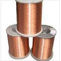 Buy cheap High quality and best price enamelled copper clad aluminum wire (ECCA) from wholesalers