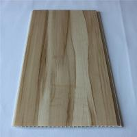 Wholesale Waterproof Wood Plastic Composite Exterior Wall Cladding Interior Decoration from china suppliers