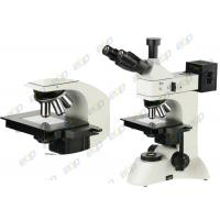 Wholesale Precision Trinocular Microscope with Dark / Bright Field Observe Objective Lens 50X - 400X from china suppliers