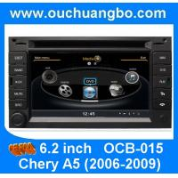 Buy cheap Ouchuangbo new navigatio gps for Chery A5 2006-2009 with TFT touch screen hot selling auto stereo OCB-015 from wholesalers