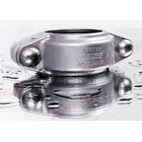Buy cheap Stainless Steel Galvanized 316L Grooved Piping Systems Flexible Couplings For Plant Air And Drain Lines grooved 75 from wholesalers