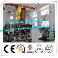 Heavy Duty H Beam Welding Line 3 in 1 Automatic Vertical Welding Machine Manufactures